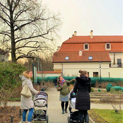 Mamoms ir tėčiams su vaikiškais vežimėliais